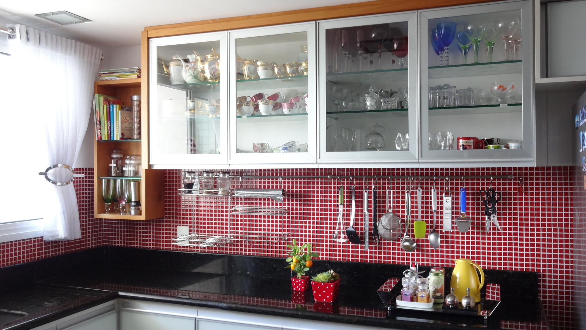 Cozinha, lugar sagrado e deve ser bem organizado!