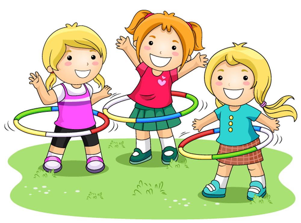 Brincar com outras crianças faz muito bem a saúde.