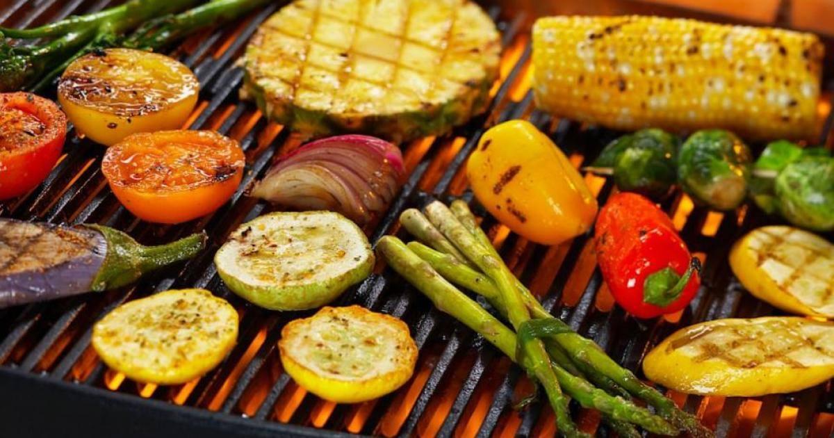 opções para vegetarianos
